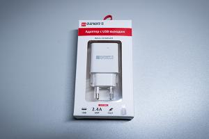 Адаптер с USB выходом E5-C06